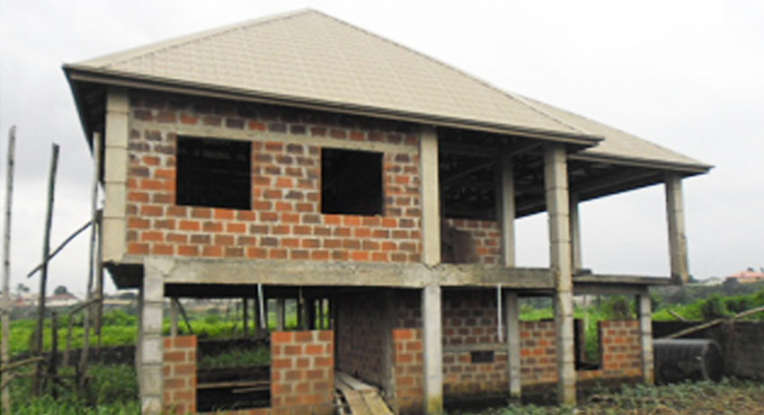 Uncompleted 4B/R Detached House